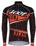 Zoot Men's Cycle Ali'i Thermo LS Jersey, Z1503007