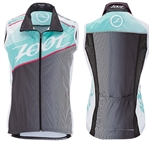 Zoot Women's Cycle Team Wind Vest, Z1603006